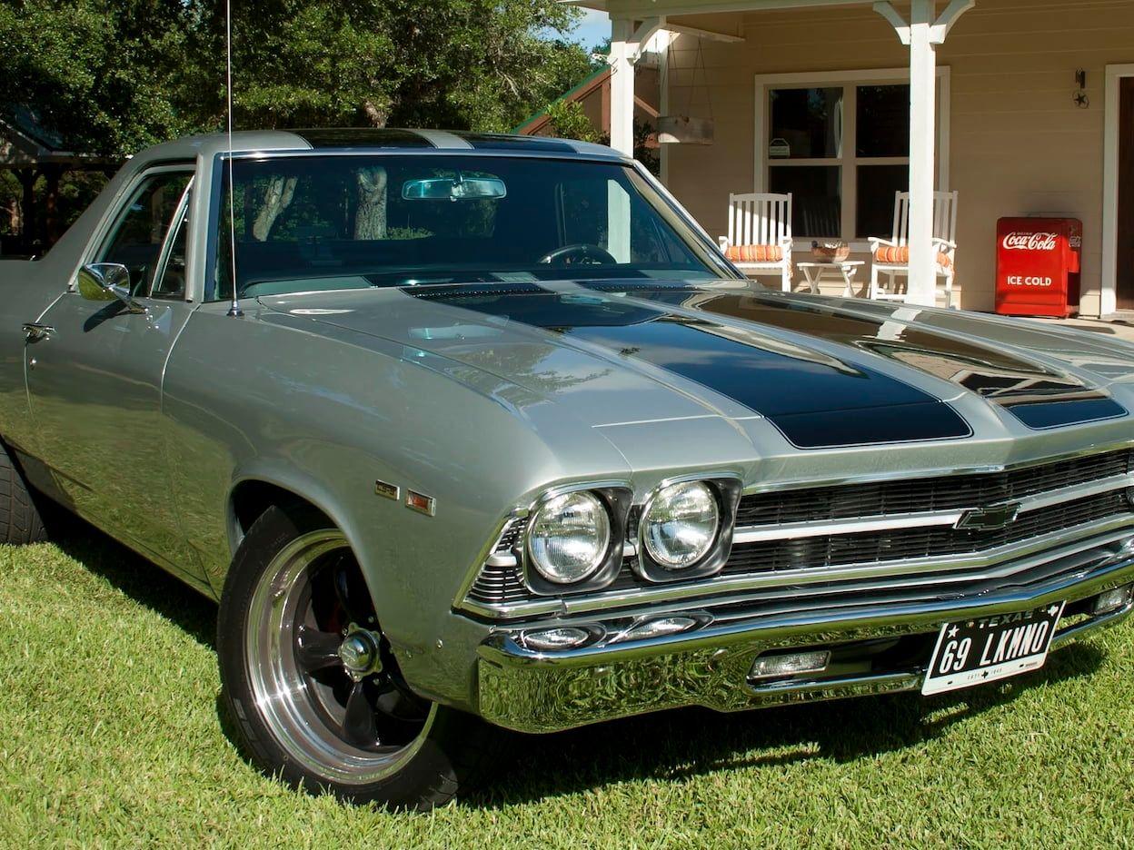 1969 Chevrolet El Camino Resto Mod