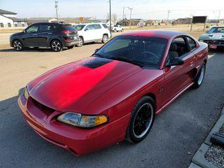 1995 Ford Mustang GT Sport Fastback Svt 5.0l Supercharged V8 53K Miles