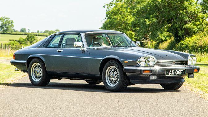1990 Jaguar XJS He Auto