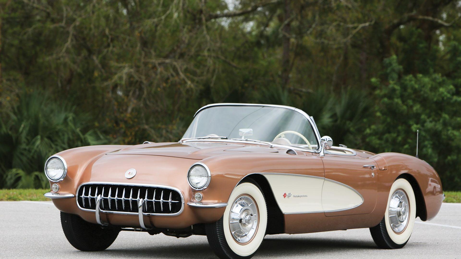 1957 Chevrolet Corvette 'Fuel-Injected'