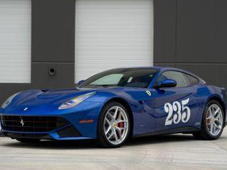 2017 Ferrari F12 Berlinetta 70TH Anniversary Edition