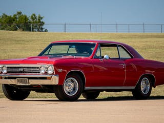 1967 Chevrolet Chevelle SS-396 L35
