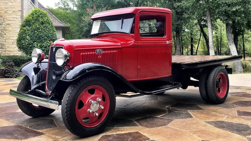 1934 Ford Flatbed Pickup