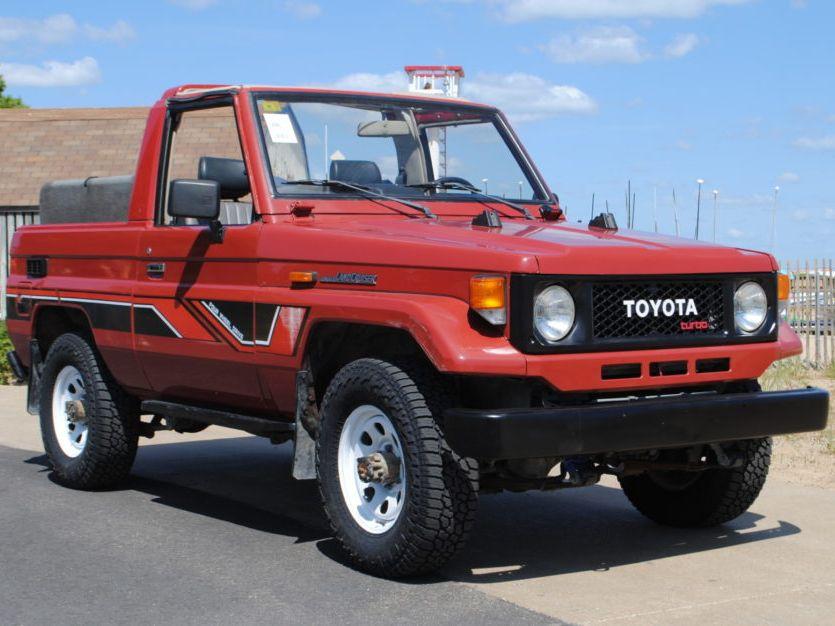 1988 Toyota Land Cruiser BJ73