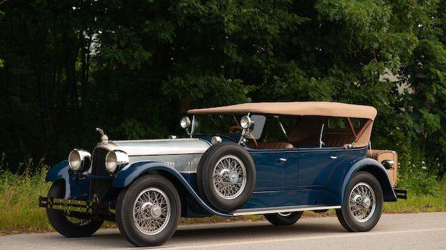 1926 Packard 236 Eight Sport
