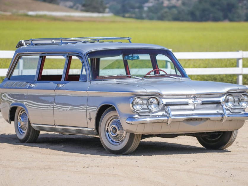 1962 Chevrolet Corvair Monza Wagon 4-Speed