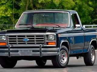1986 Ford F150 XLT Explorer Pickup