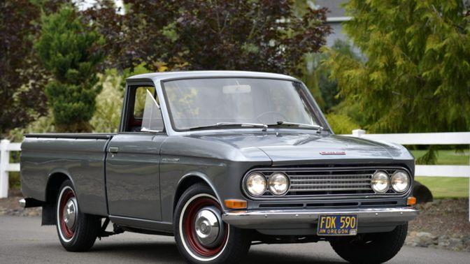 1968 Datsun 520