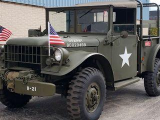 1952 Dodge Military Truck