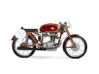 1959  Ducati 175CC Formula 3 Racing Motorcycle