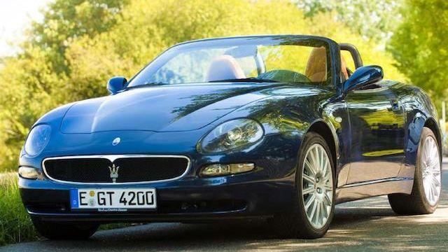 Maserati 4200 GT Spyder 2001 - CLASSIC.COM