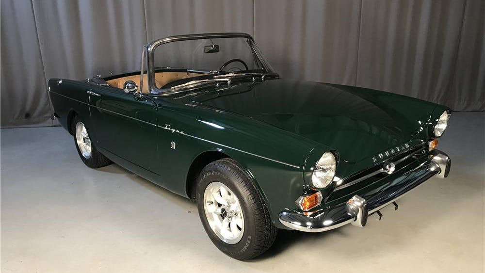 1964 Sunbeam  Convertible