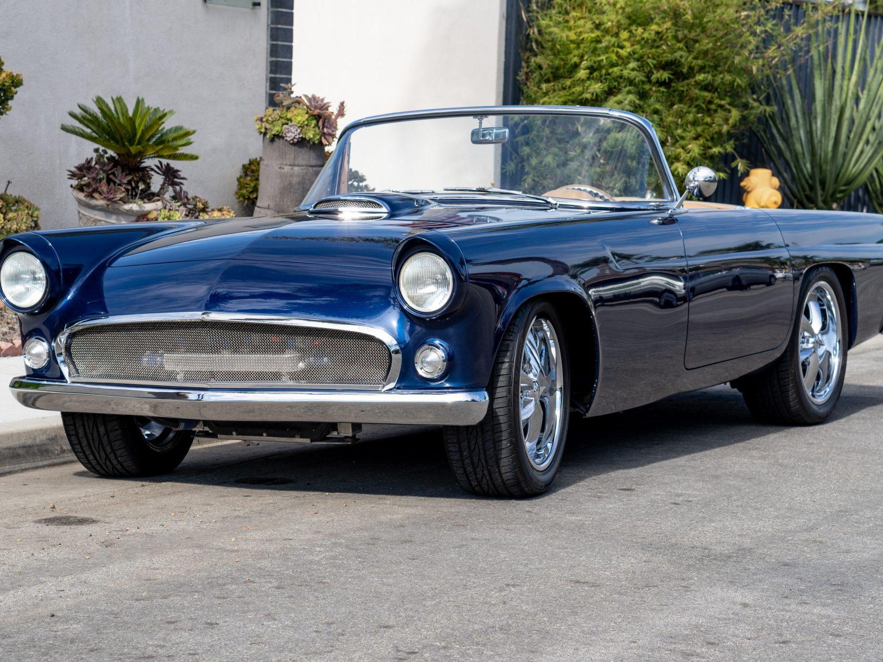 1955 Ford Thunderbird Custom