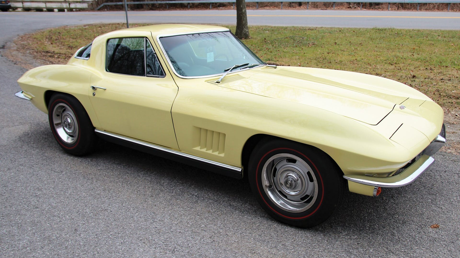 1967 Chevrolet Corvette Sting Ray Coupe