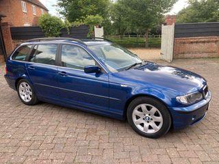 2001 BMW 320i SE Touring