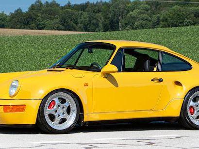 1993 Porsche 911 Type 964 Turbo S 'Leichtbau' Coupé
