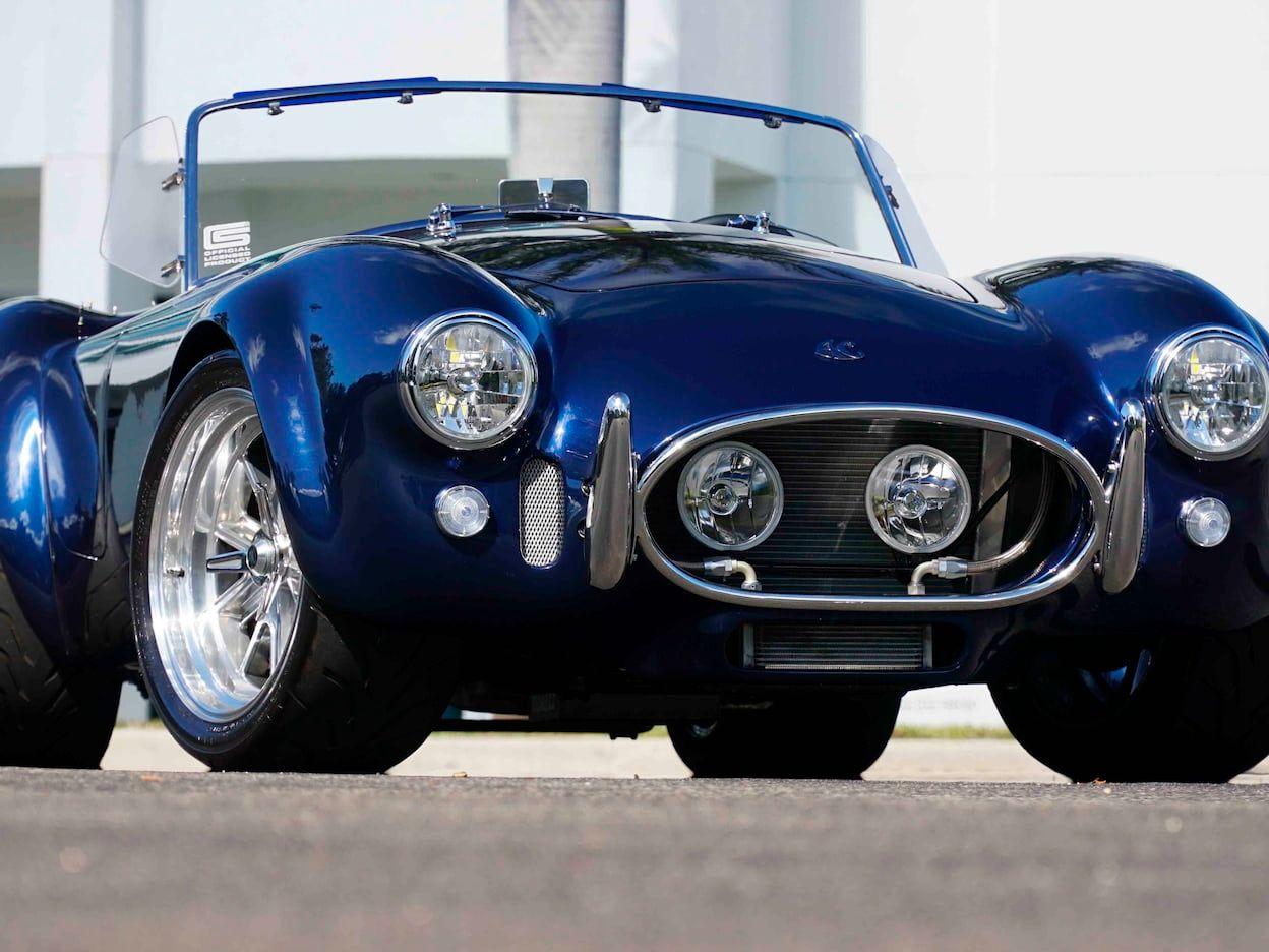 1965 Superformance Shelby Cobra Replica
