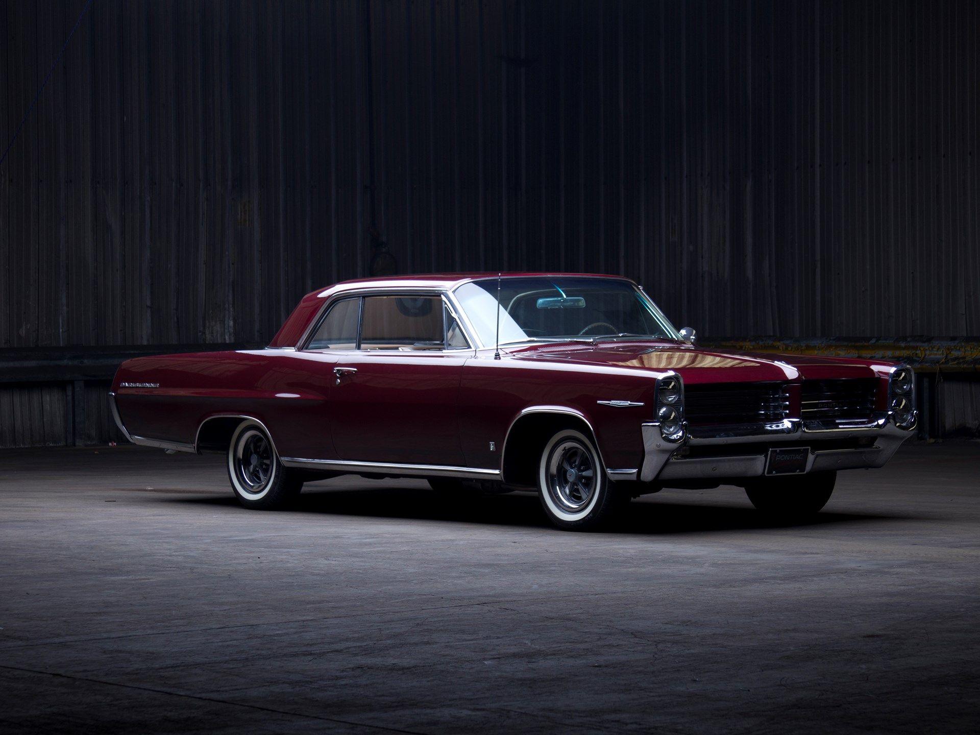 1964 Pontiac Parisienne Classic Com