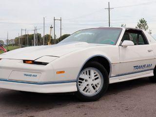1984 Pontiac Firebird 15TH Anniversary
