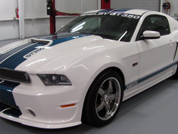 2011 Ford Shelby GT350 45TH Anniversary