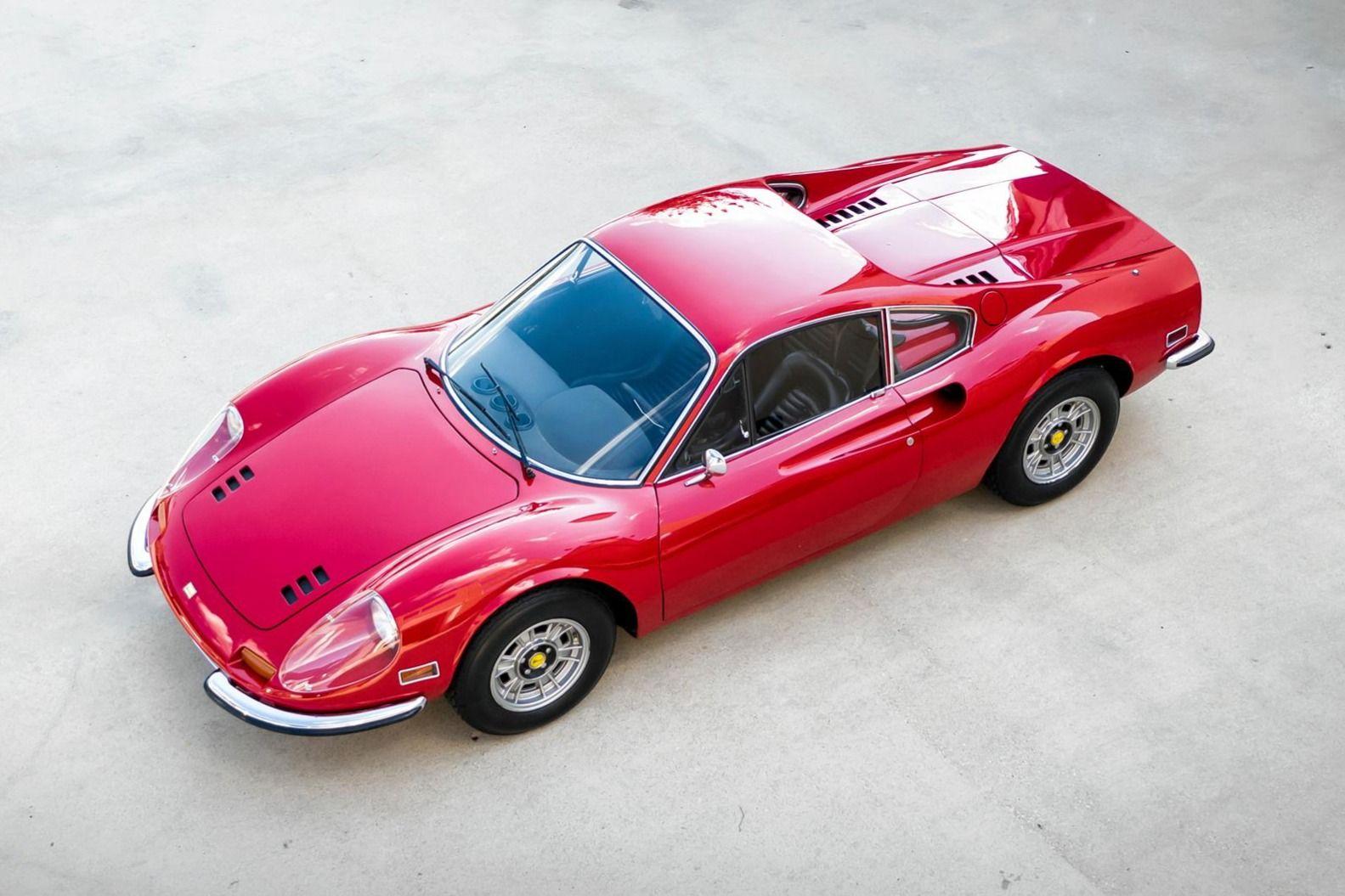 Ferrari Dino 246 Gt Market Classic Com