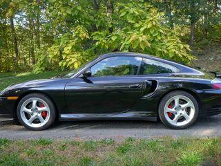 2002 Porsche 996 Turbo 6-Speed