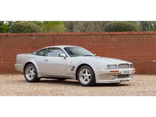 1990 Aston Martin Virage 7 0 Litre Coupé Not Sold At Bonhams The Aston Martin Sale 2019 Classic Com