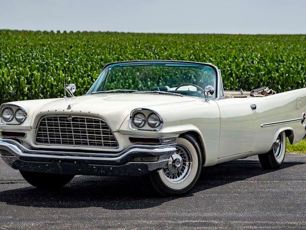 1958 Chrysler 300D Convertible
