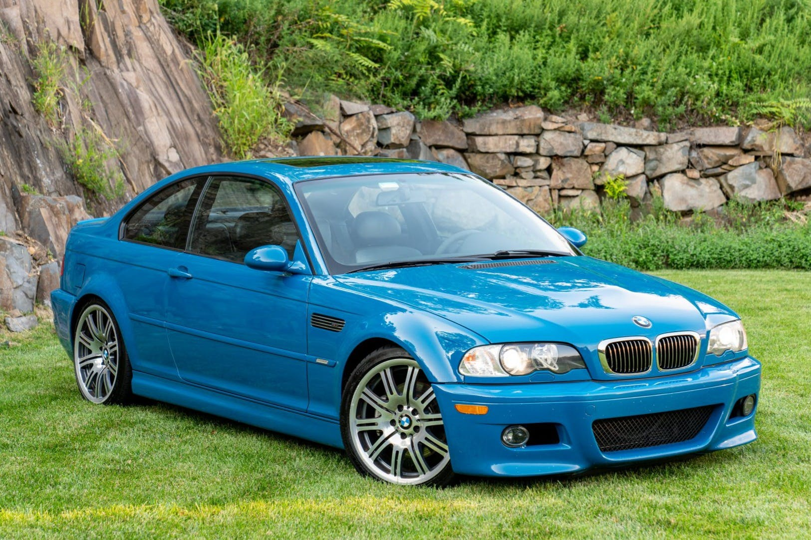 2002 Bmw M3 Coupe 6 Speed Vin Wbsbl934x2jr12966 Classic Com