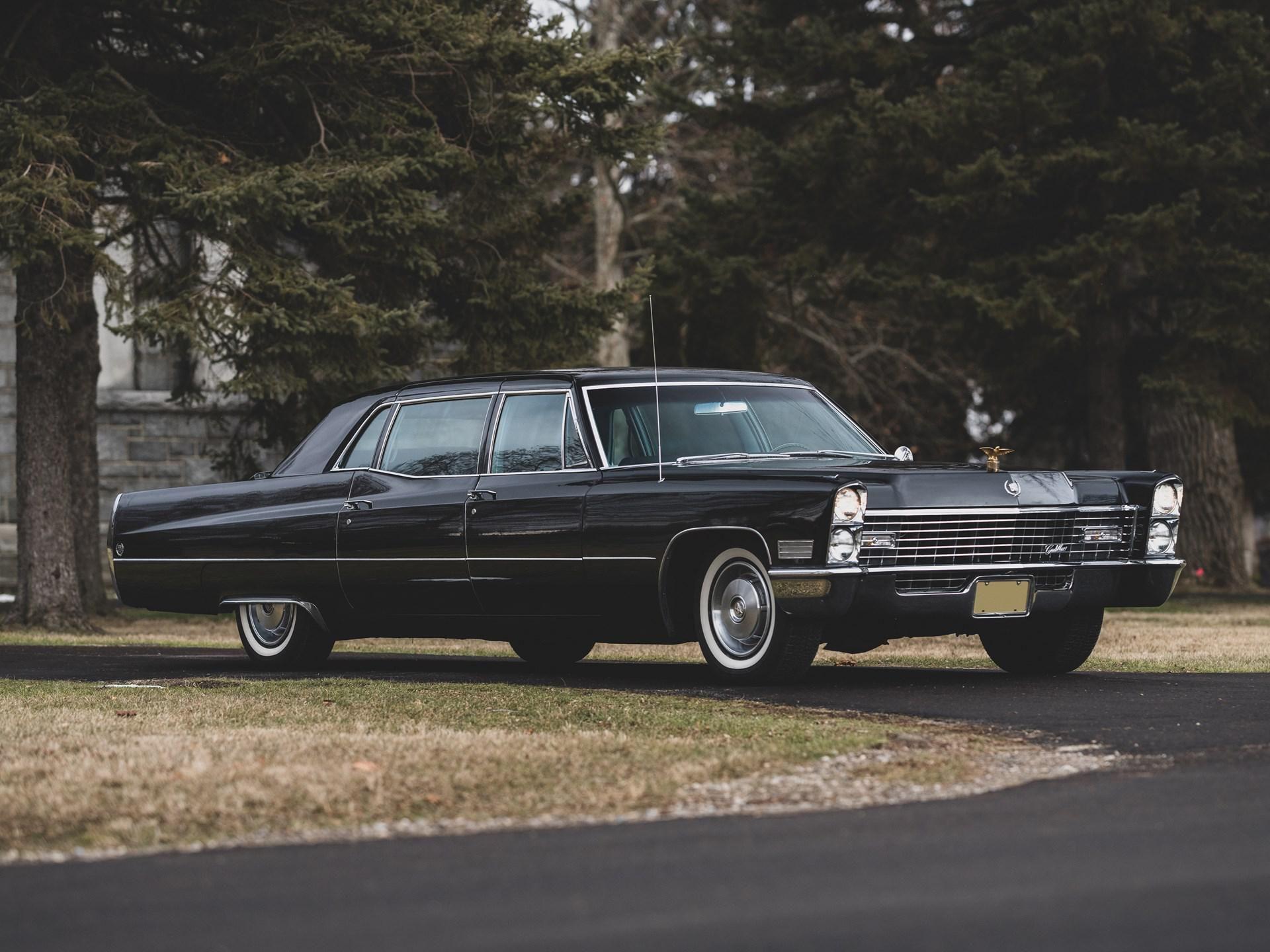 1967 Cadillac Series 75 Fleetwood Limousine