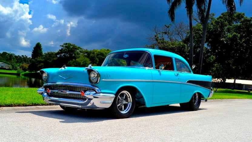 1957 Chevrolet 210 Resto Mod