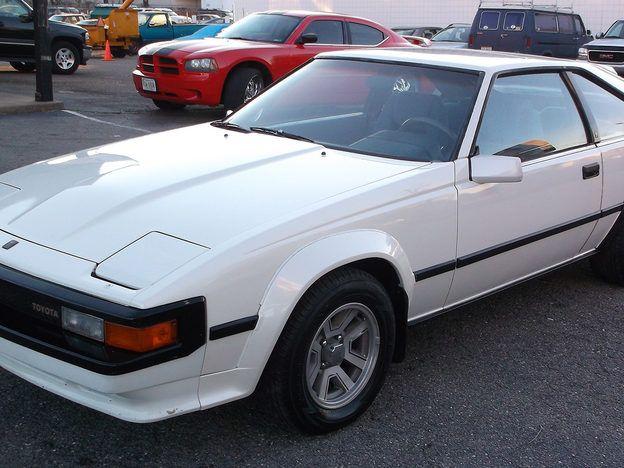 1985 Toyota Supra