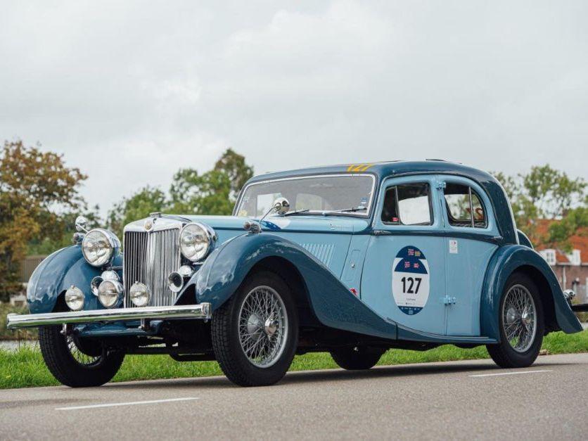 1938 MG Sa