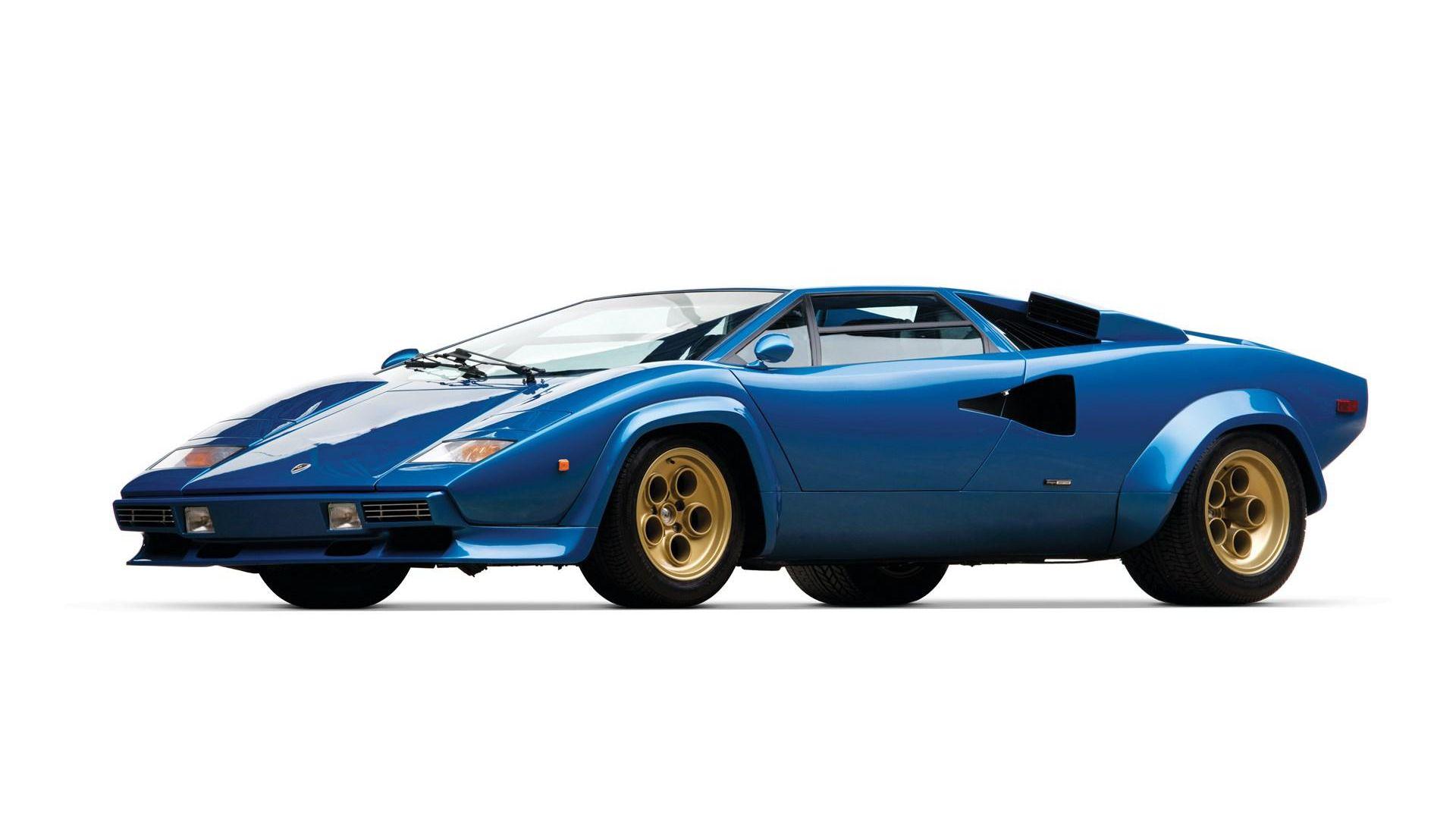 1979 Lamborghini Countach Lp 400S Series I