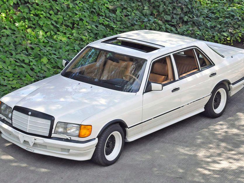 1982 Mercedes-Benz 500SEL AMG