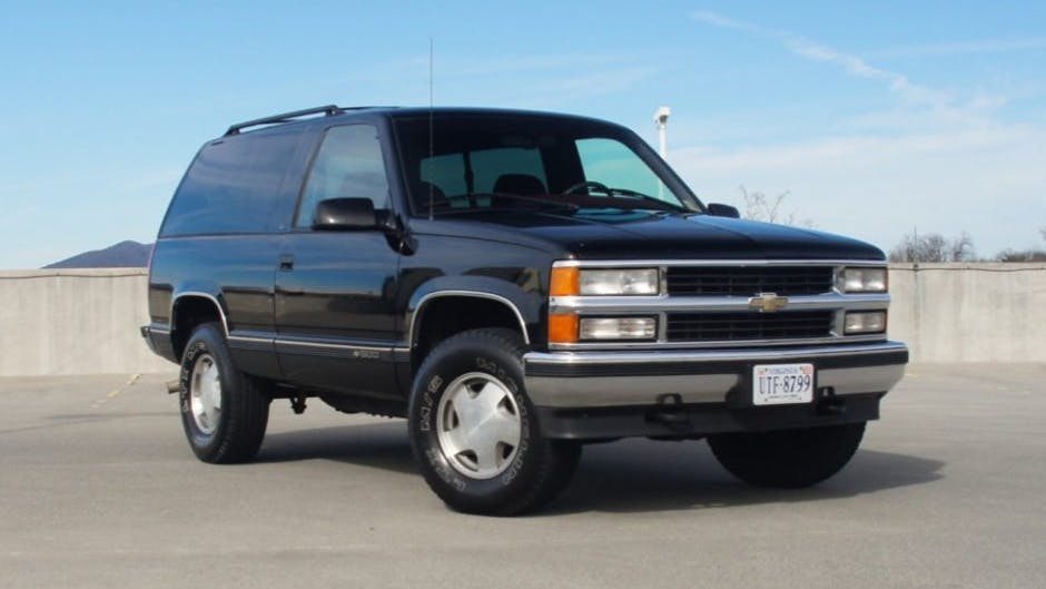 1996 Chevrolet Tahoe 2-Door Z71