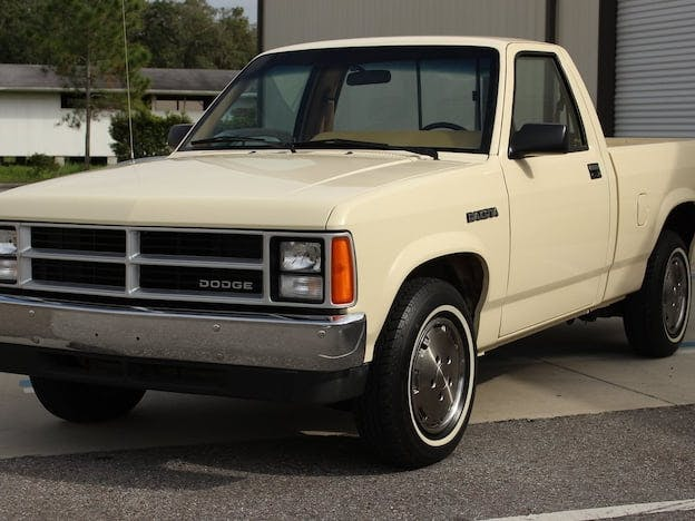 1988 Dodge Dakota Pickup