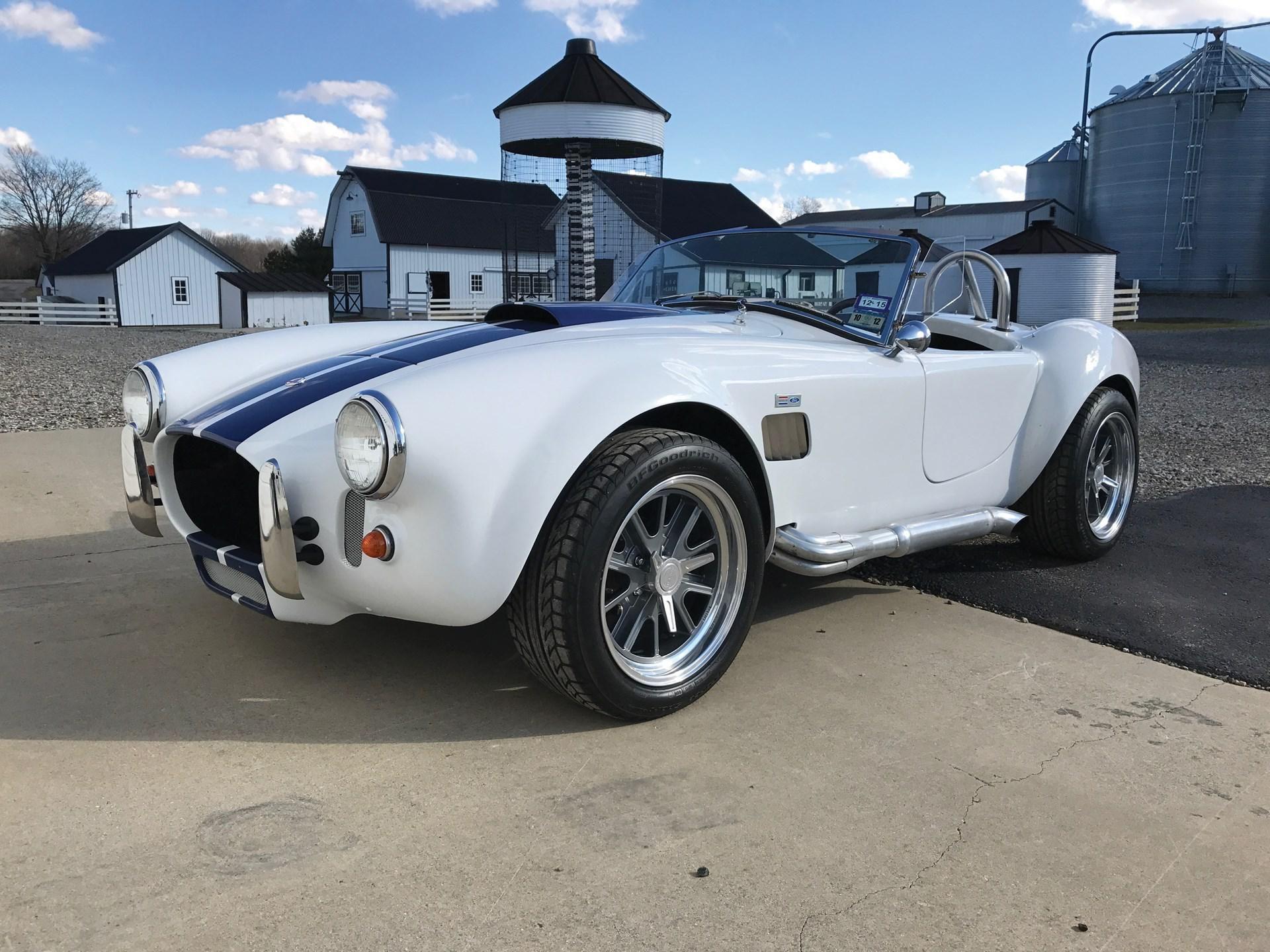 1997 Austin-Healey Cobra Replica