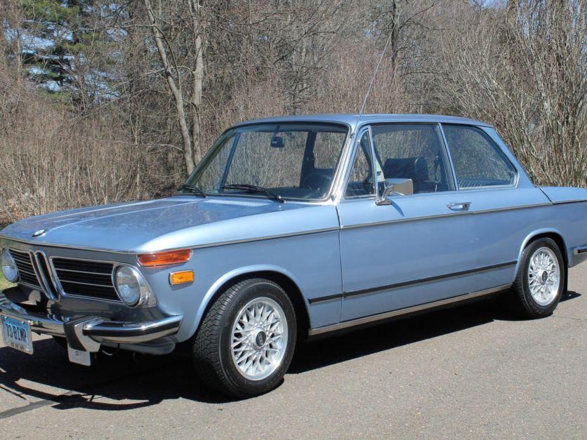 1973 BMW 2002TII 5-Speed