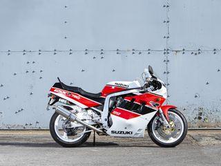 1989 Suzuki GSX-R750 Slingshot