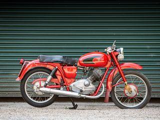 1956 Moto Guzzi 175CC Lodola
