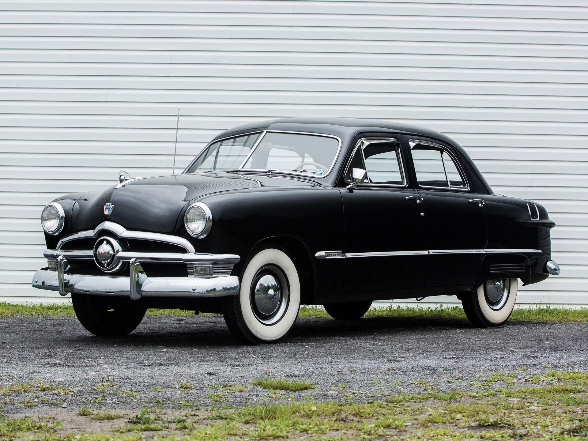 1950 Ford Custom Deluxe Vin B0eg134438 Classic Com