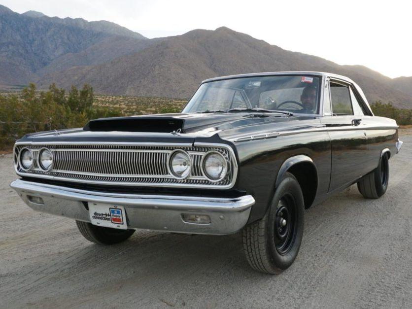 1965 Dodge Coronet 500 4-Speed