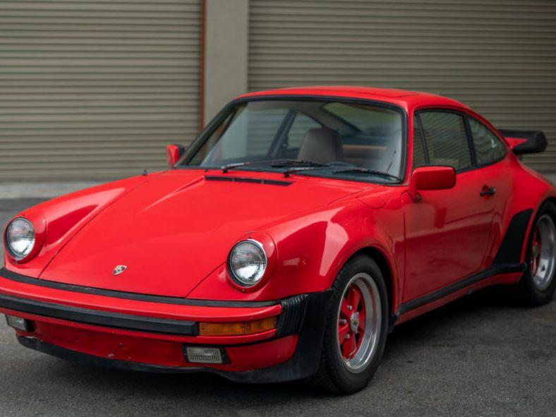 1974 Porsche 911 Coupe Project