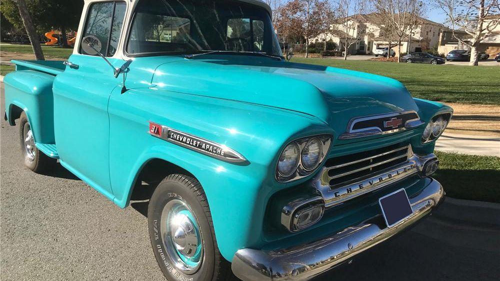 1959 Chevrolet 3100 Pickup