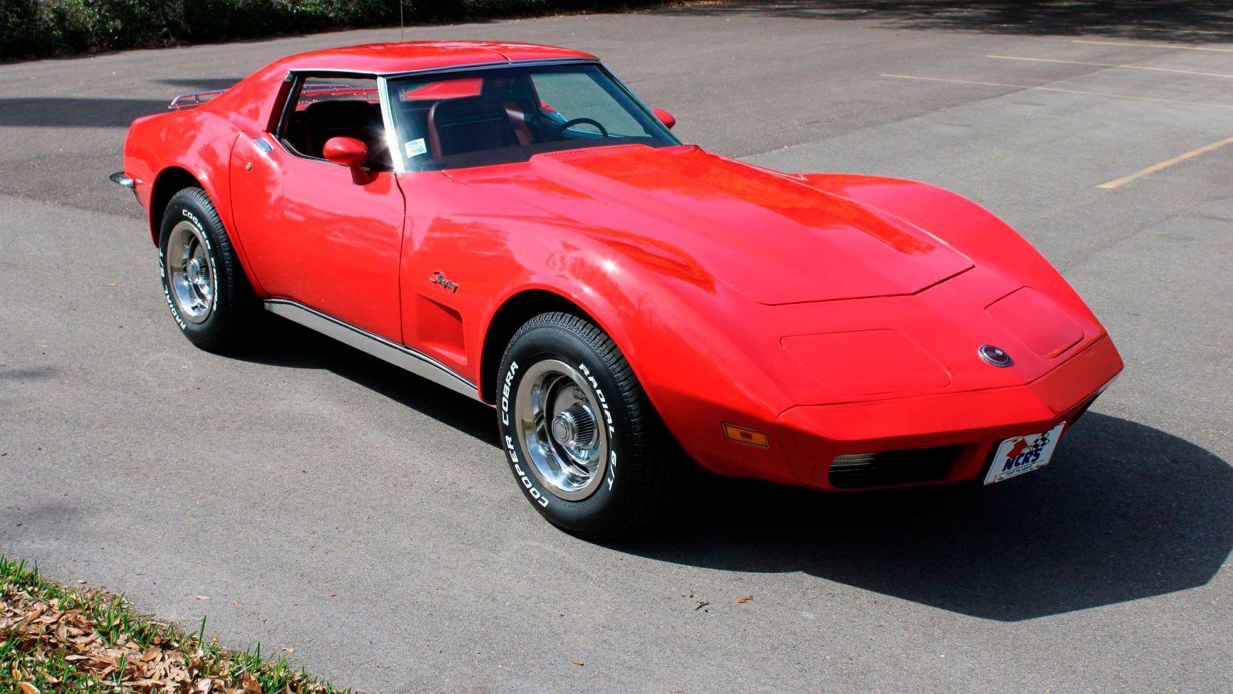 Kekurangan Corvette 1973 Tangguh