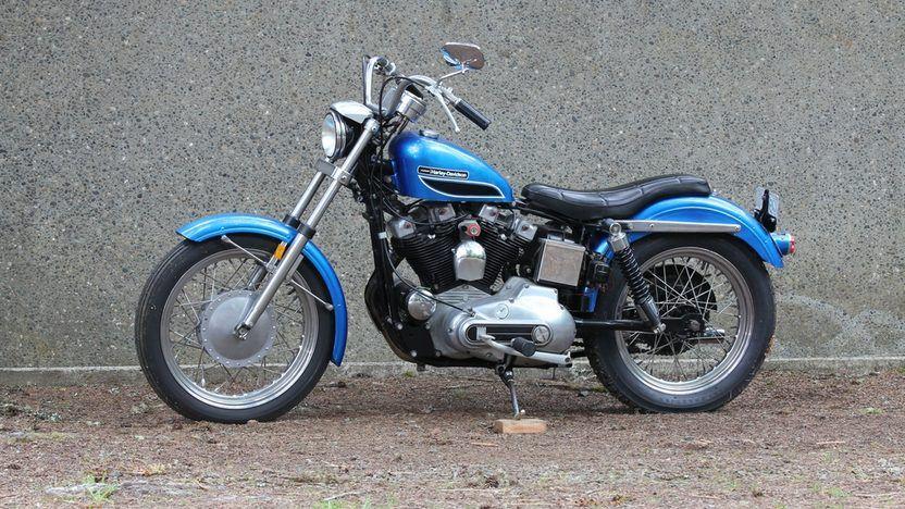 1972 Harley-Davidson Xlch