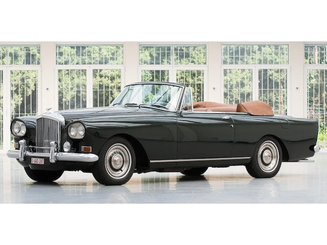 1962 Bentley S3 Continental Drophead Coupé