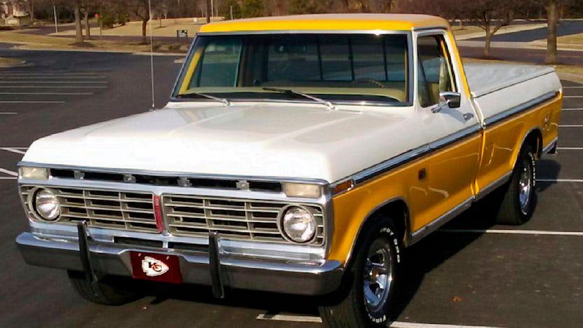 1974 Ford F100 Explorer XLT
