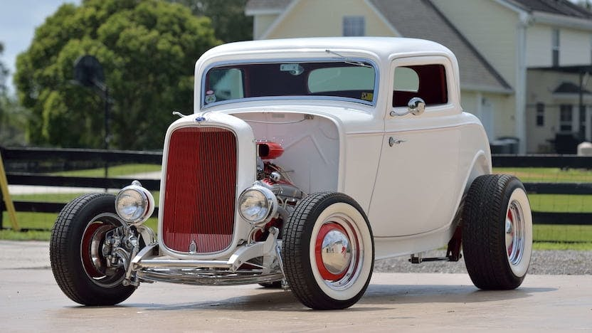 1932 Ford Coupe Street Rod